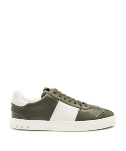 Valentino | Fly Crew Low-Top Leather Trainers