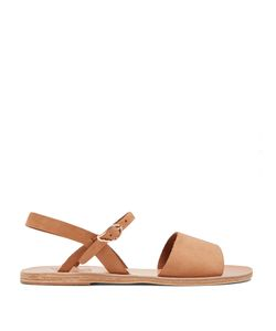 ANCIENT GREEK SANDALS | Kaliroi Nubuck Sandals