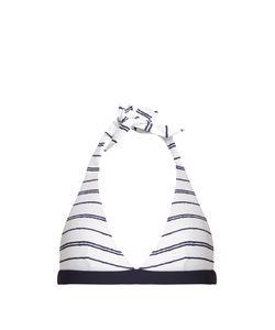 Heidi Klein   Nassau Striped Halterneck Bikini Top