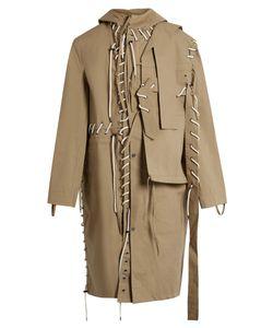 CRAIG GREEN | Laced Anorak Jacket