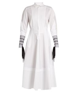 Amanda Wakeley | Muse Cotton-Poplin Shirtdress