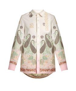 Ashish | Paisley-Embroide Cotton Shirt