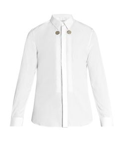Givenchy | Mirror-Disc Cotton Shirt