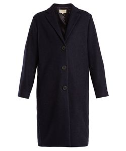 Vanessa Bruno | Hemrick Peak-Lapel Wool And Alpaca-Blend Coat