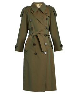 Burberry | Fox River Cotton-Gabardine Trench Coat