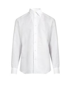 Brioni | Regular-Fit Linen Shirt