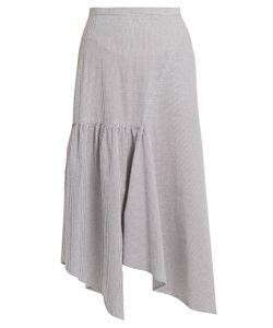 Rachel Comey   Steady Cotton-Seersucker Skirt