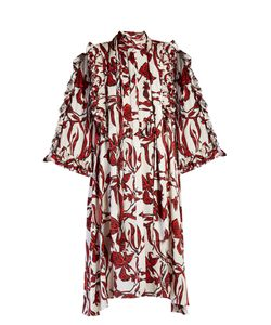 Ellery | Pascale Ruffledprint Dress