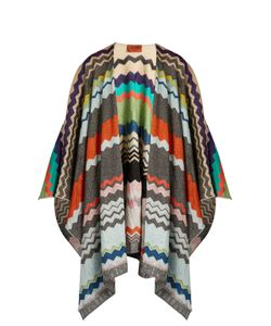 Missoni | Zigzag-Knit Wrap