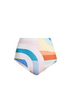 Mara Hoffman | Meridan-Print High-Rise Bikini Briefs