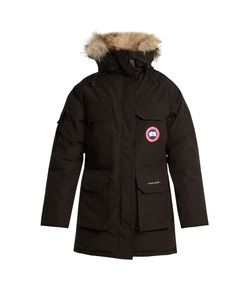 Canada Goose | Expedition Fur-Trimmed Down Coat