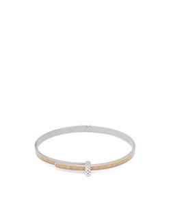 Dichotomy Intrecciato-engraved bracelet Bottega Veneta z8v29R