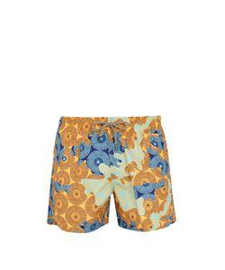 ÒKUN | Ile Camo-Print Swim Shorts