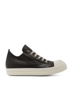 Rick Owens | Low-Top Leather Trainers