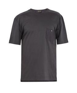 ZIMMERLI | 8510 Patch-Pocket Cotton-Blend Pyjama T-Shirt