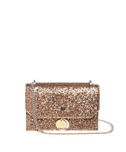 Jimmy Choo | Finley Glitter Shoulder Bag