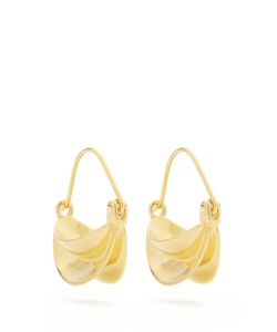 ANISSA KERMICHE | Mini Plated Earrings