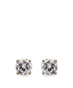 Bottega Veneta | Cubic-Zirconia And Earrings