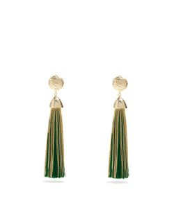 ROSANTICA BY MICHELA PANERO | Corda Tassel Earrings