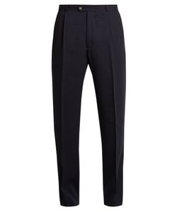 Éditions M.R | Tapered-Leg Wool Trousers