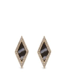 MONIQUE PÉAN | Diamond Agate Earrings