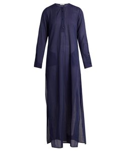 PALMER/HARDING | Long-Sleeved Maxi Kaftan