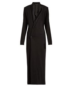 Haider Ackermann | Phaseolus Double-Breasted Crepe Coat
