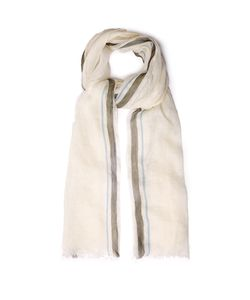 Denis Colomb   Toosh Cashmere And Linen-Blend Scarf