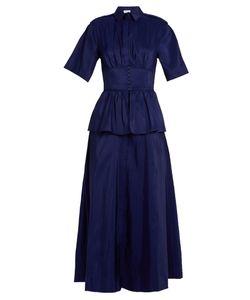 Rosie Assoulin | Boogie Woogie Silk-Faille Dress