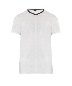 HELBERS | Striped Cotton T-Shirt
