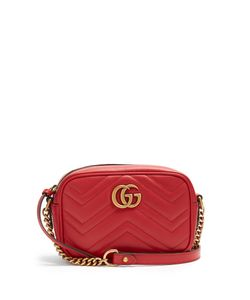 Gucci | Gg Marmont Mini Quilted Shoulder Bag