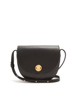 MANSUR GAVRIEL | Mini Saddle Leather Cross-Body Bag
