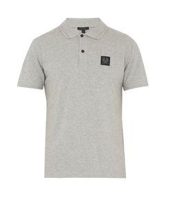 Belstaff | Stannett Cotton-Piqué Polo Shirt