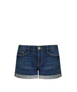 Frame | Le Cutoff Mid-Rise Denim Shorts