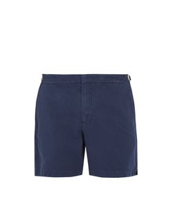 Orlebar Brown | Bulldog Slim-Fit Twill Shorts