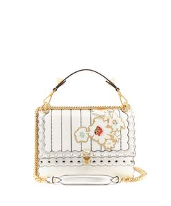 Fendi | Kan I Appliqué Shoulder Bag