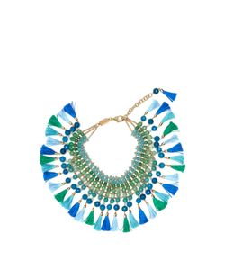ROSANTICA BY MICHELA PANERO | Geranio Multi And Tassel Necklace