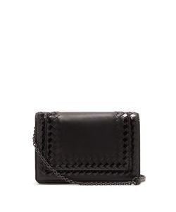 Bottega Veneta | Montebello Leather Shoulder Bag