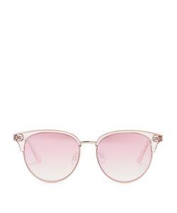 Le Specs | Déjà Vu Round-Frame Sunglasses