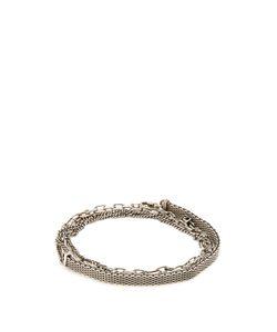 TITLE OF WORK | Sterlingwrap Bracelet