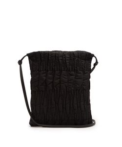 The Row | Medicine Large Quilted-Nylon Cross-Body Bag