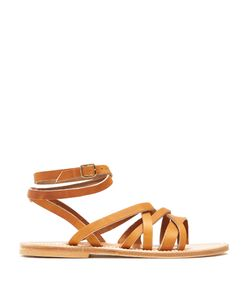 K. Jacques | Aphrodite Leather Sandals