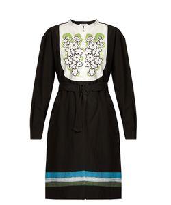 Tomas Maier   Zuma Print Cotton-Poplin Dress