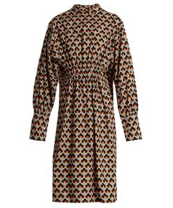 Marni | Portrait-Print Cotton Dress