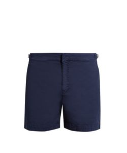 Orlebar Brown | Bulldog Stretch-Cotton Twill Shorts