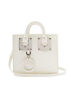 Sophie Hulme   Small Albion Box Bag