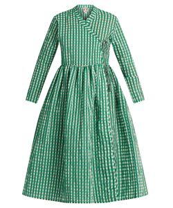 SHRIMPS | Hermione Gingham Dress