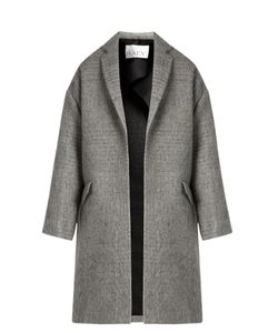 RAEY | Bouclé Cotton And Mohair-Blend Blanket Coat