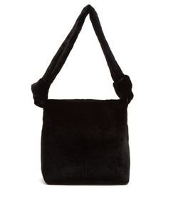 The Row | Wander Small Mink-Fur Shoulder Bag