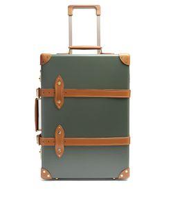 Globe-Trotter   X .Com Centenary 20 Suitcase